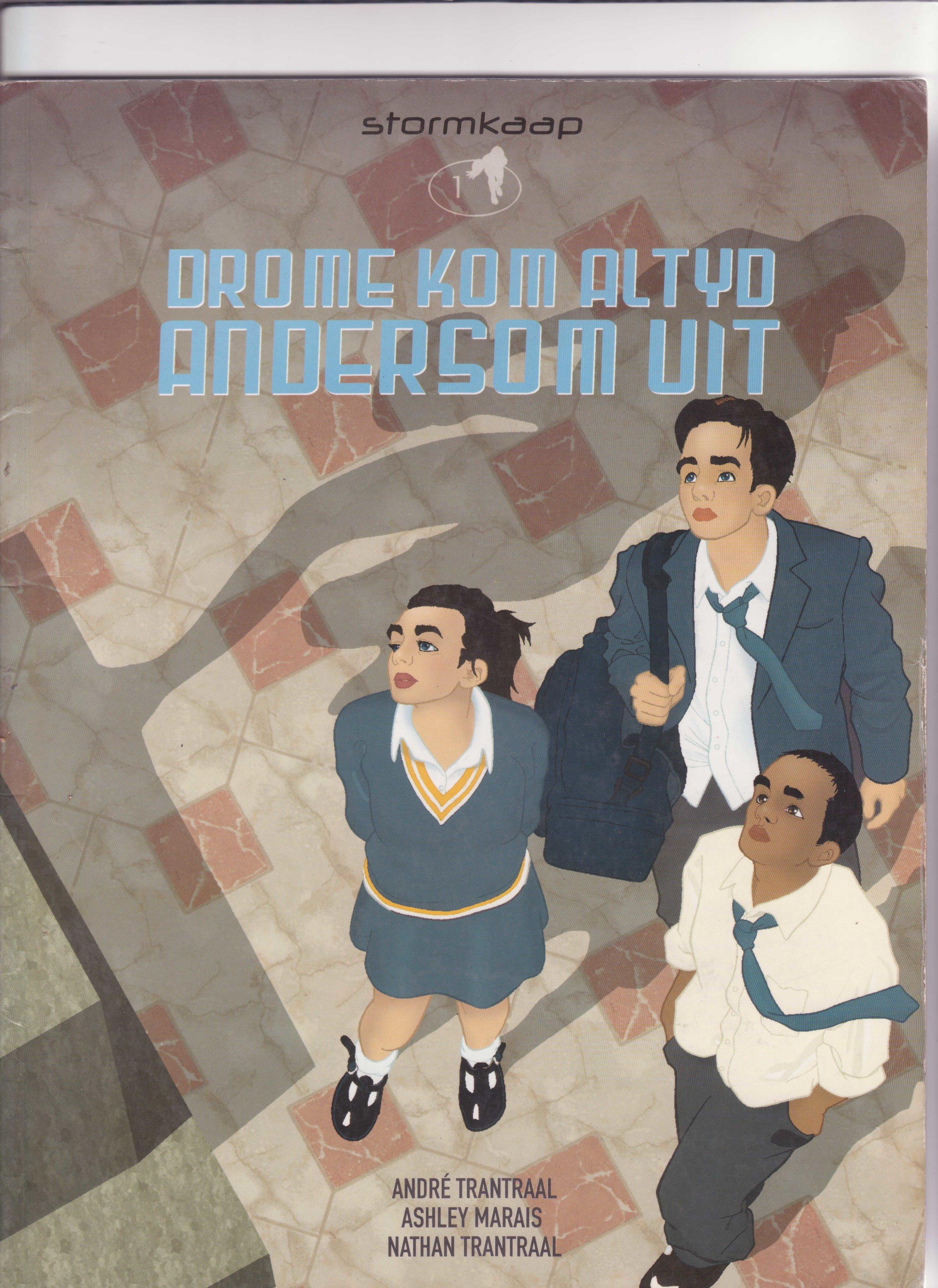 Drome kom altyd andersom uit  (2008)