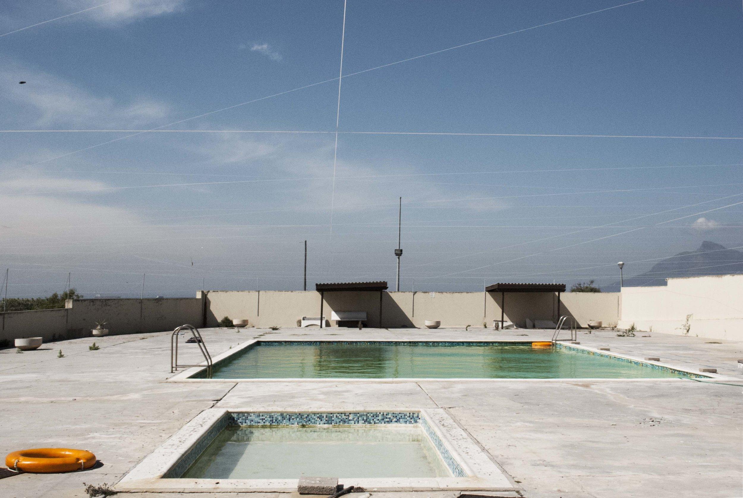 Swimming Pool I, Robben Island 2018