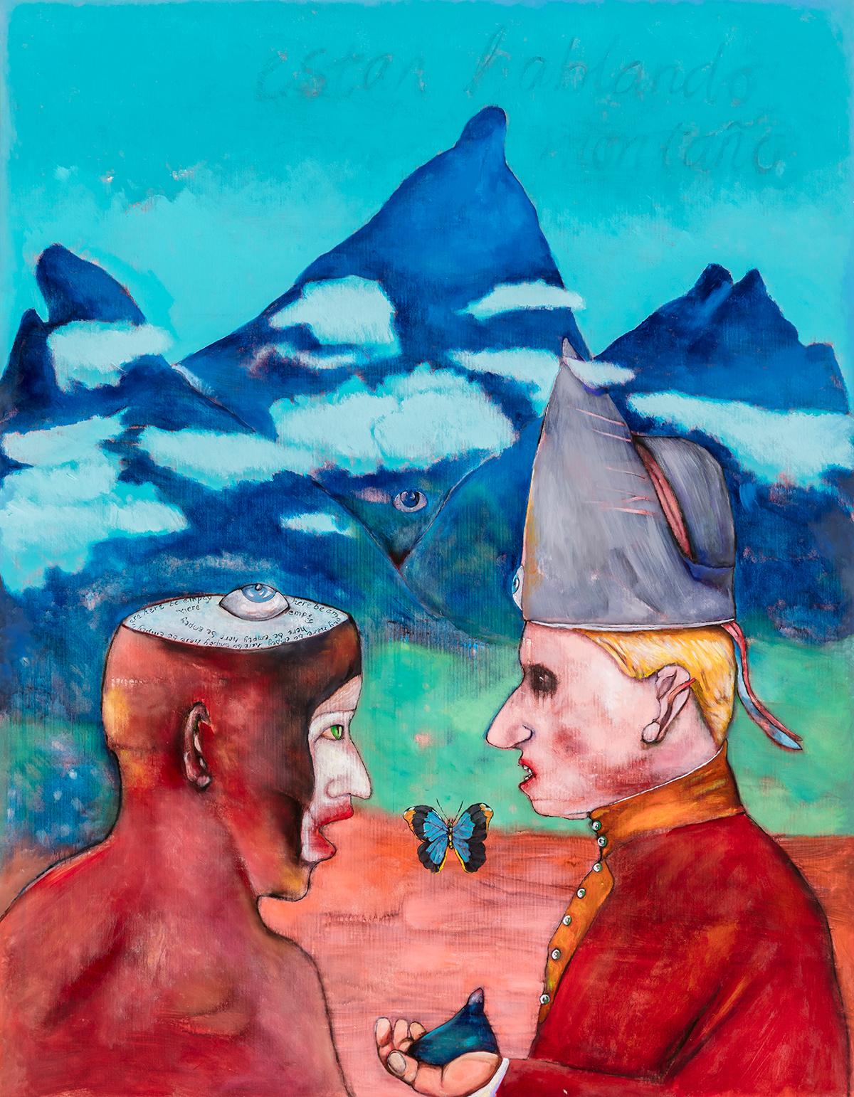 Hulle praat mos nou berg , 2015