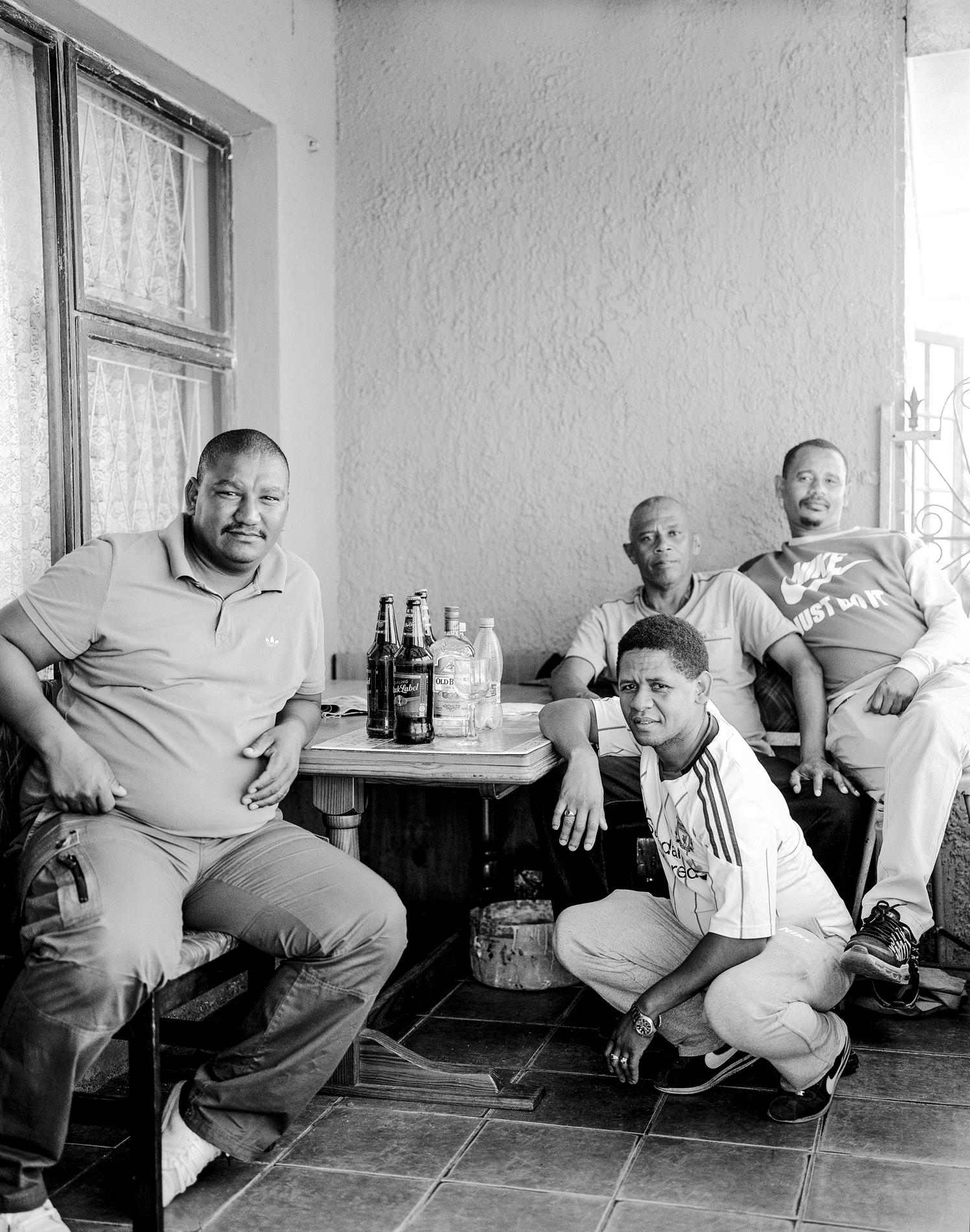 'The Four Men'