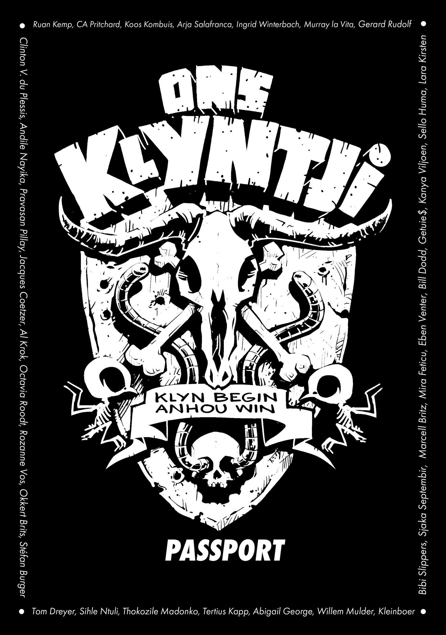 Ons Klyntji jaargang 123 (2019), omslag deur  Willem Samuel
