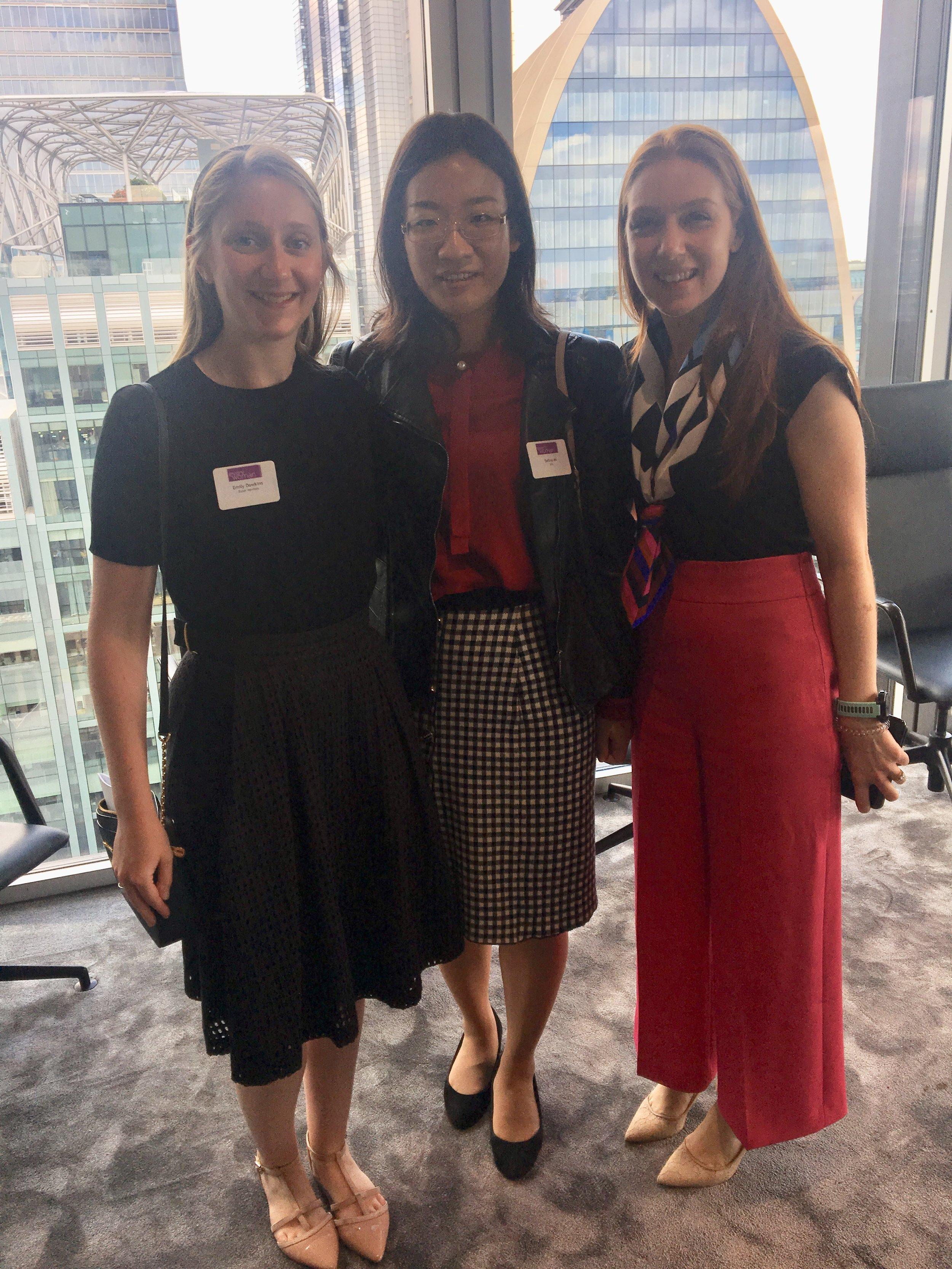 July 2019 - Everywoman in insurance forum 2019