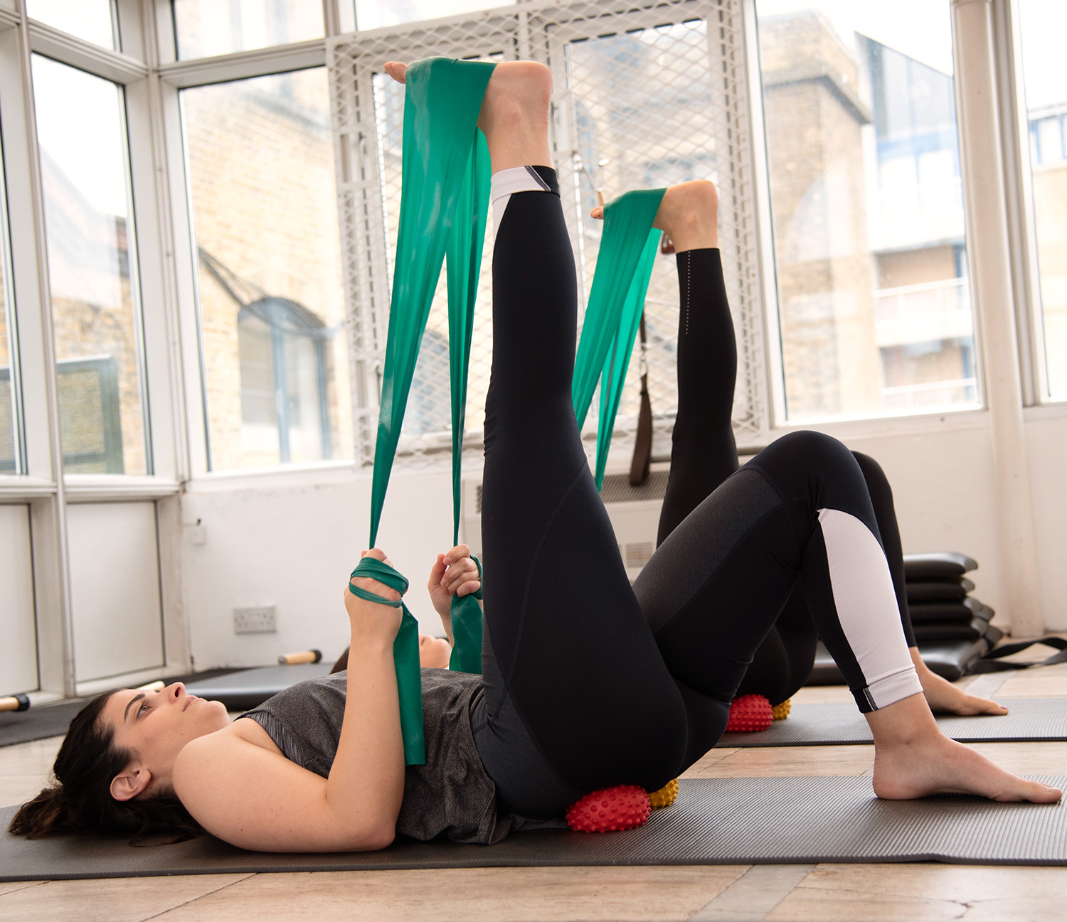 Trigger Point (from £28) - Release tightness and improve your mobility in this class. Working into the muscle fascia to allow greater flexibility and development of muscles.