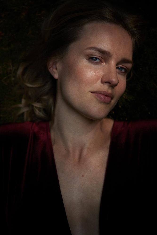 Skuespiller Anne Reumert
