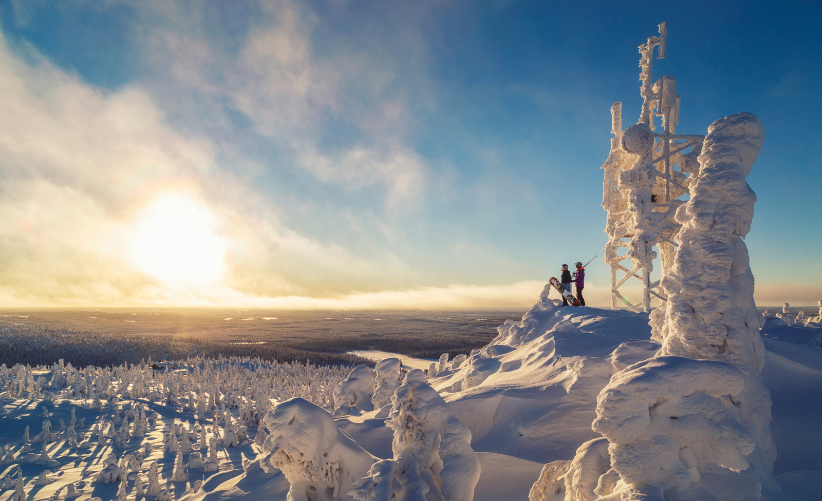 Iso-Syöte Ski Resort