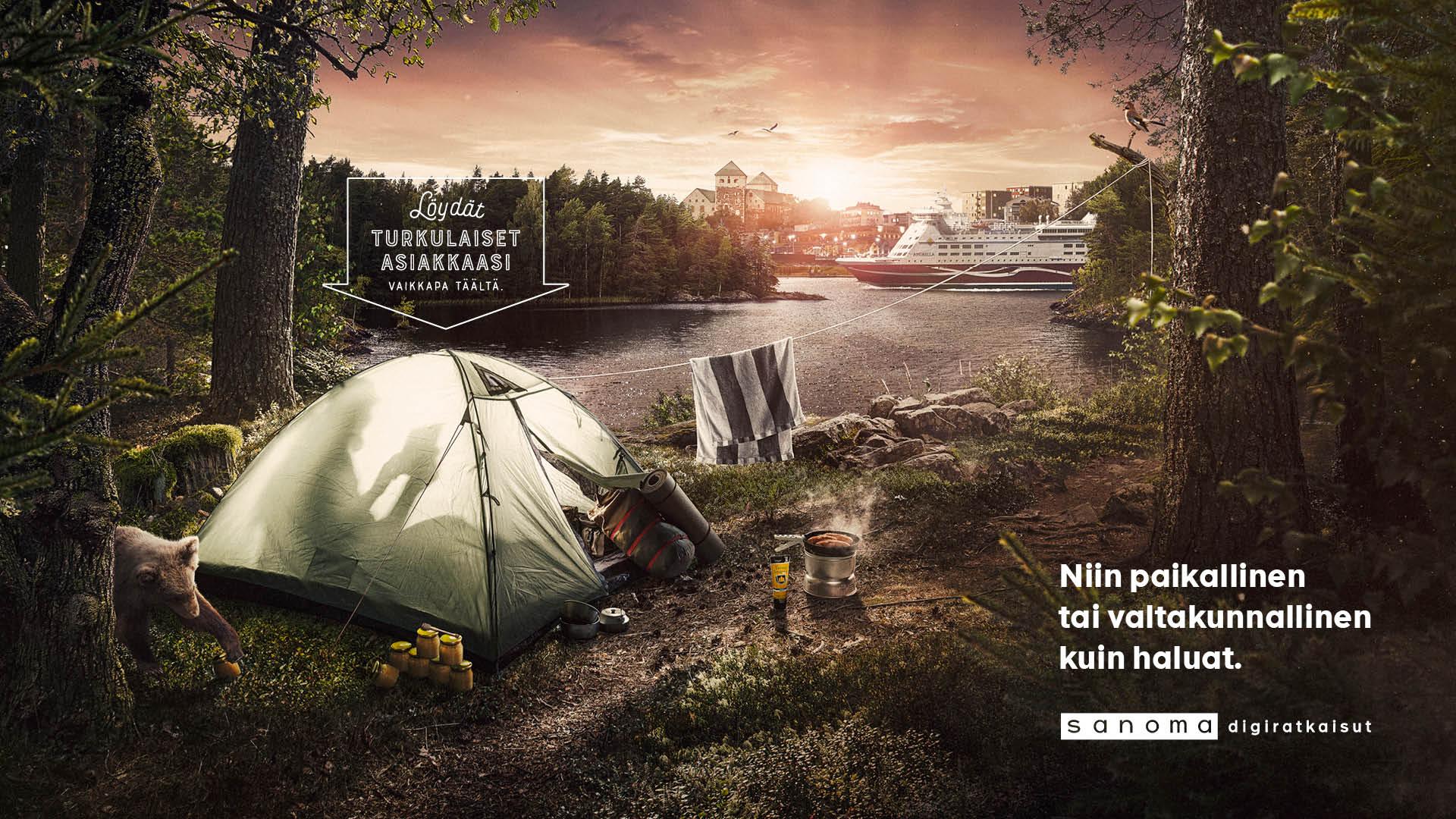 Sanoma - Turku