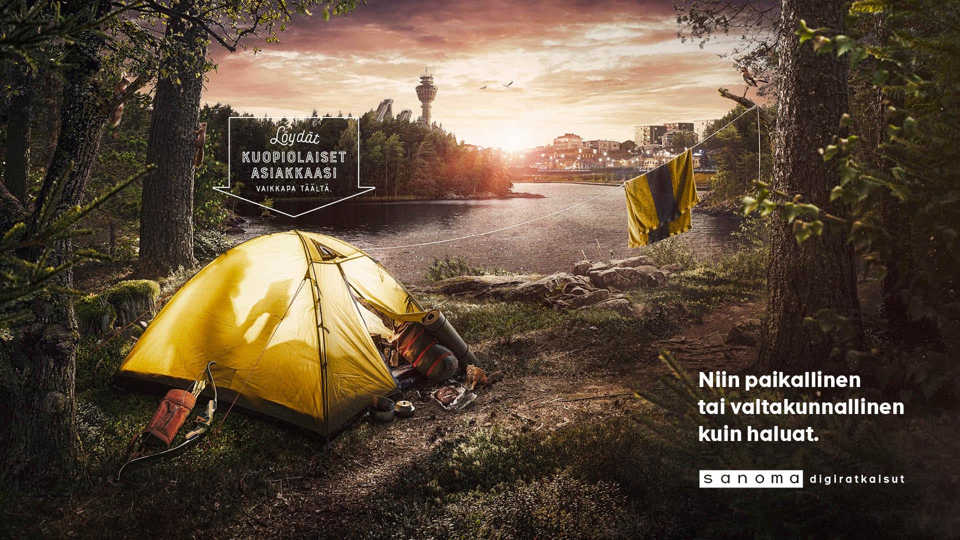 Sanoma -Kuopio