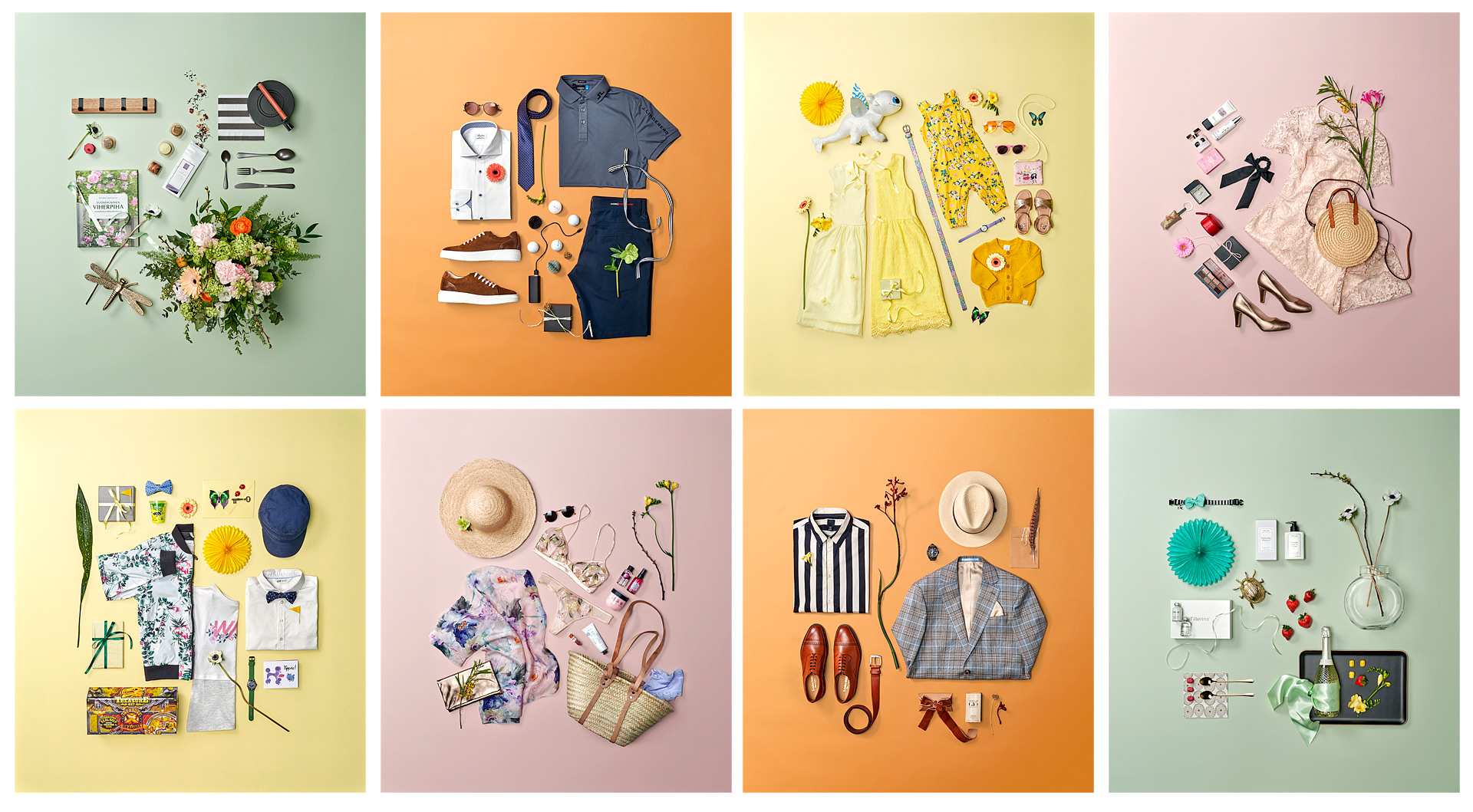 Shopping centre Ainoa - Spring Catalog