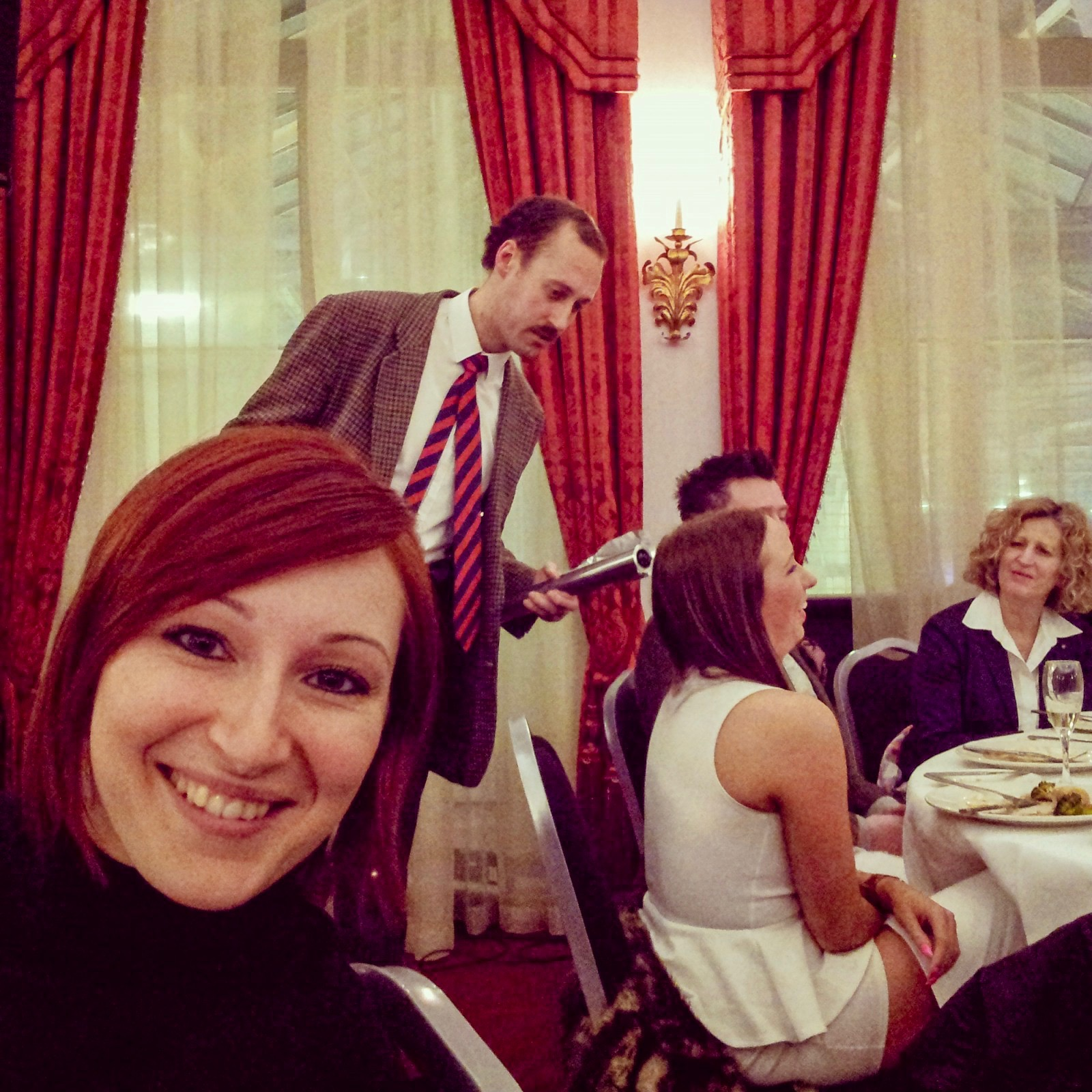 Fawlty Towers - Dining Experience