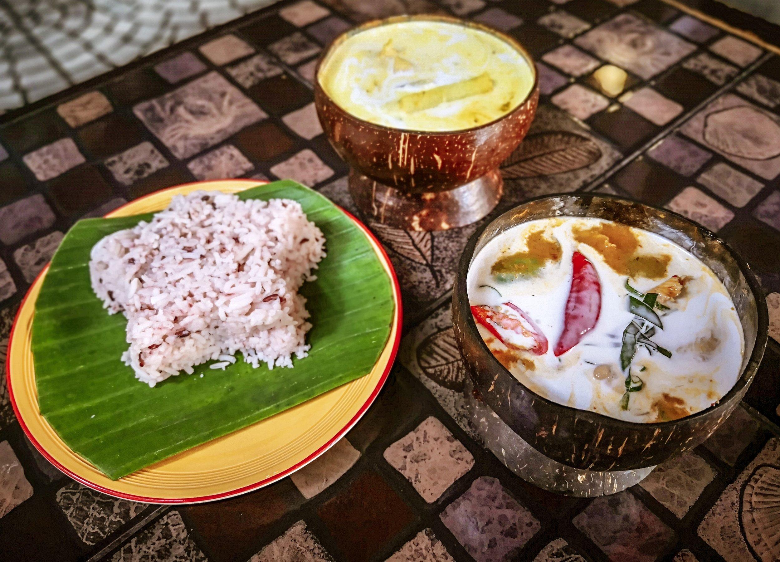 Panang curry és Masaman curry - Egyszerűen imádjuk! Forró, csípős, curry-s ízek, az egyik kókusztejjel, a másik még mogyoróval is gazdagítva