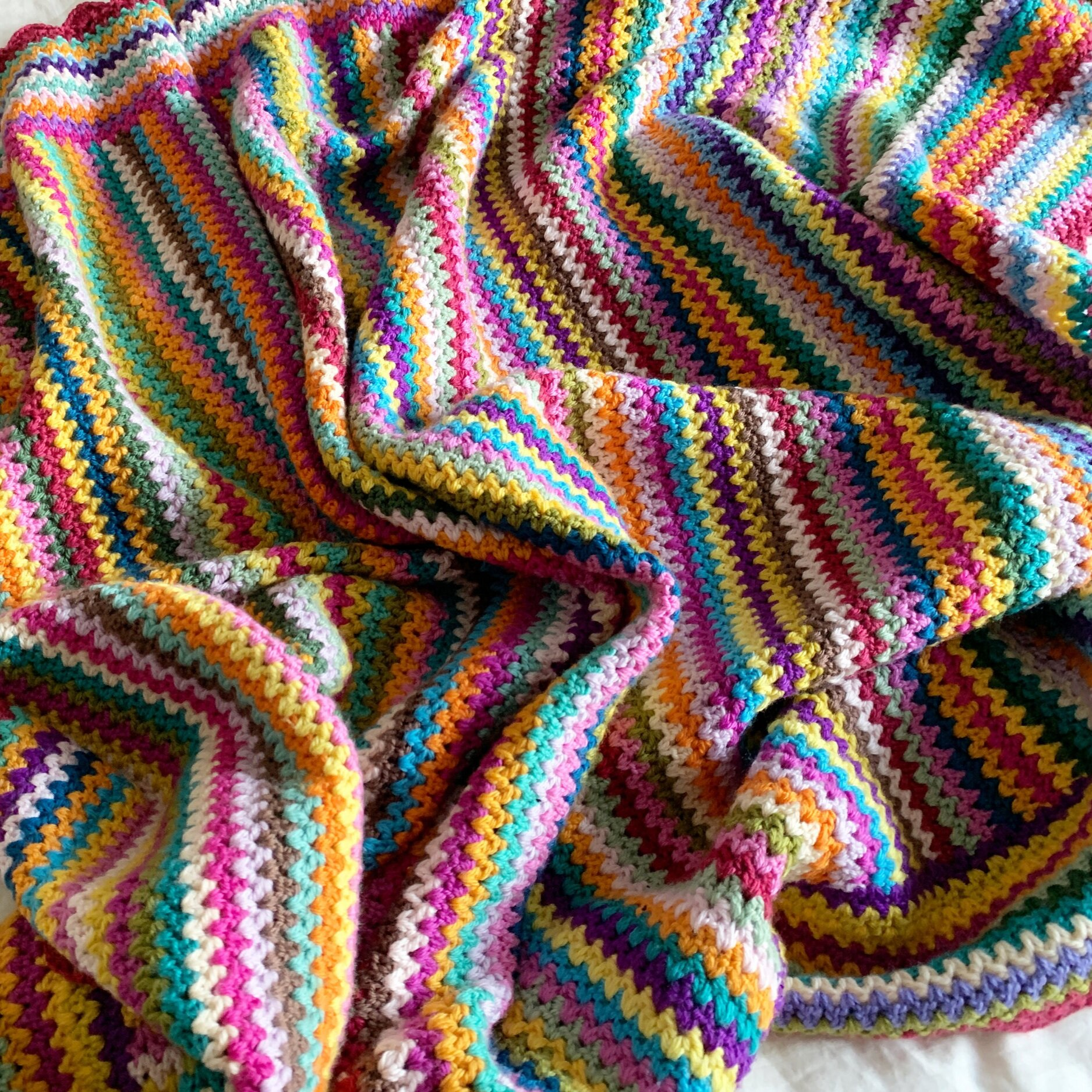 Crochet Blankets -
