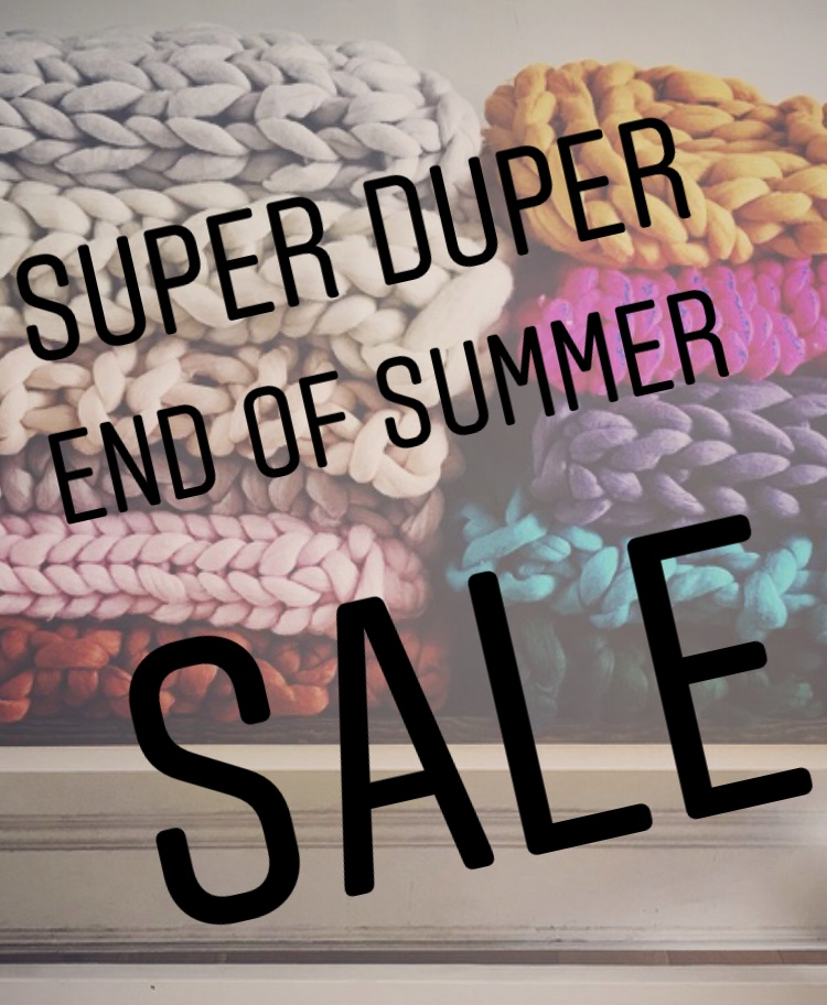 Sale Launches Friday 9AM August 24
