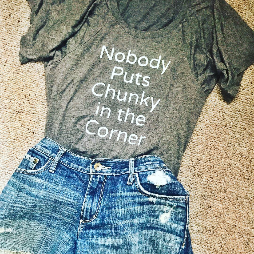 Chunky T-Shirt Launch - We've been asked time and time again about our slogan t's. Well now you can have one too! Click HERE to order your very own Chunky Needle branded tee.28/03/19