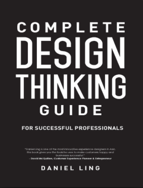 In het boek 'Complete design thinking guide for successful professionals' krijg je van Daniel Ling een heleboel tips en tricks! Een echte aanrader!