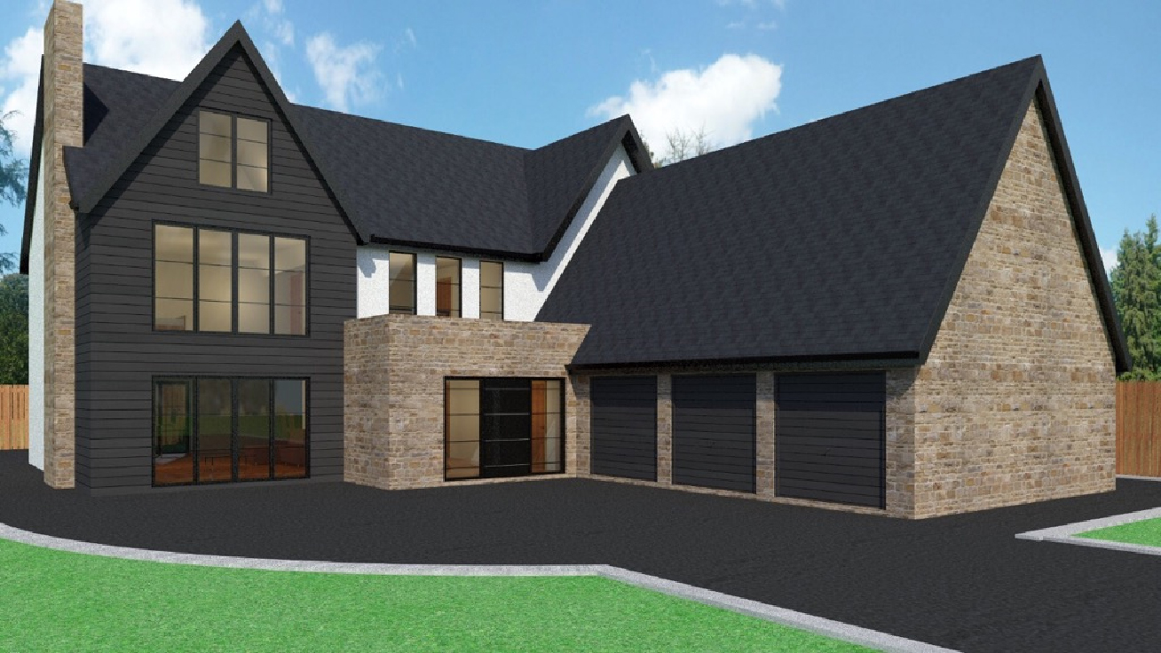 Mirfield New Build - Visual Concept
