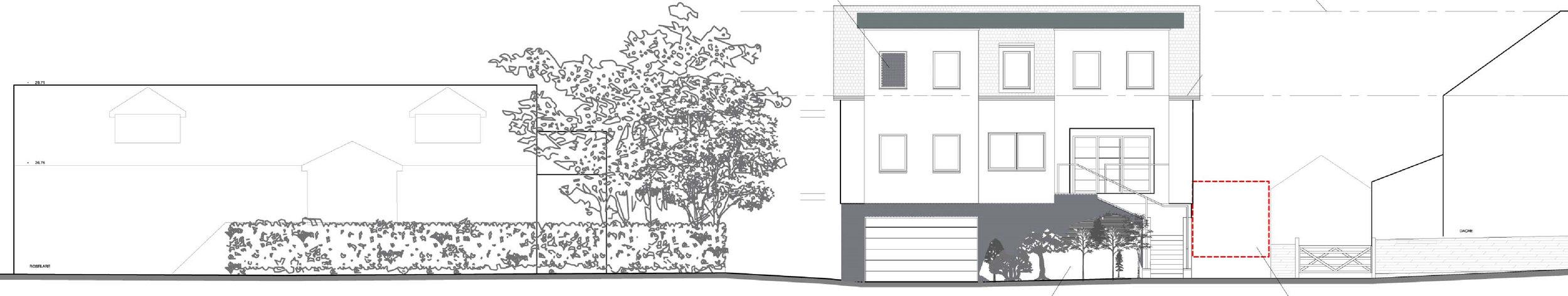 Collingham New Build - Visual Concept(Front)