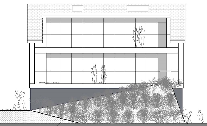 Collingham New Build - Visual Concept(Rear)
