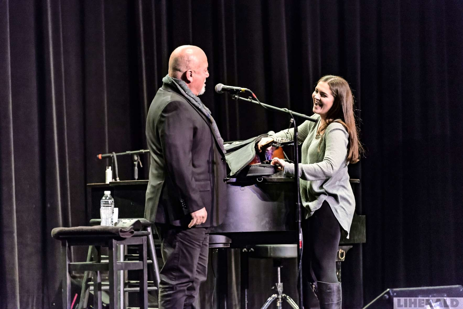 Billy Joel and Student