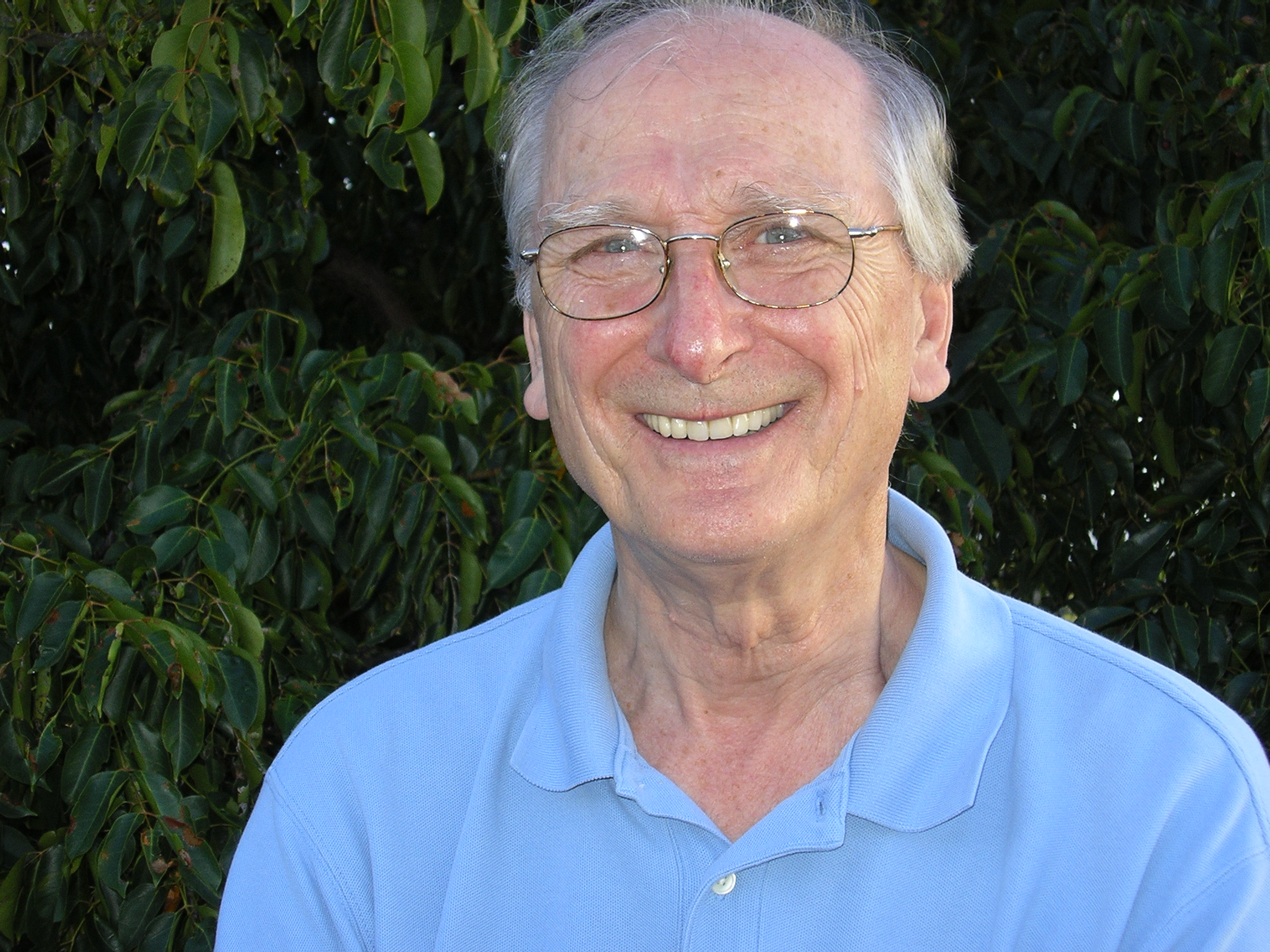Frank Langley, President St. John Arts Festival