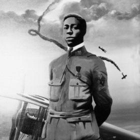 Eugene BULLaRD Memorial Project - Help create a memorial to Georgia native Eugene Bullard, first African-American fighter pilot, who flew for France in World War I after the U.S. denied him that possibility because of his race.