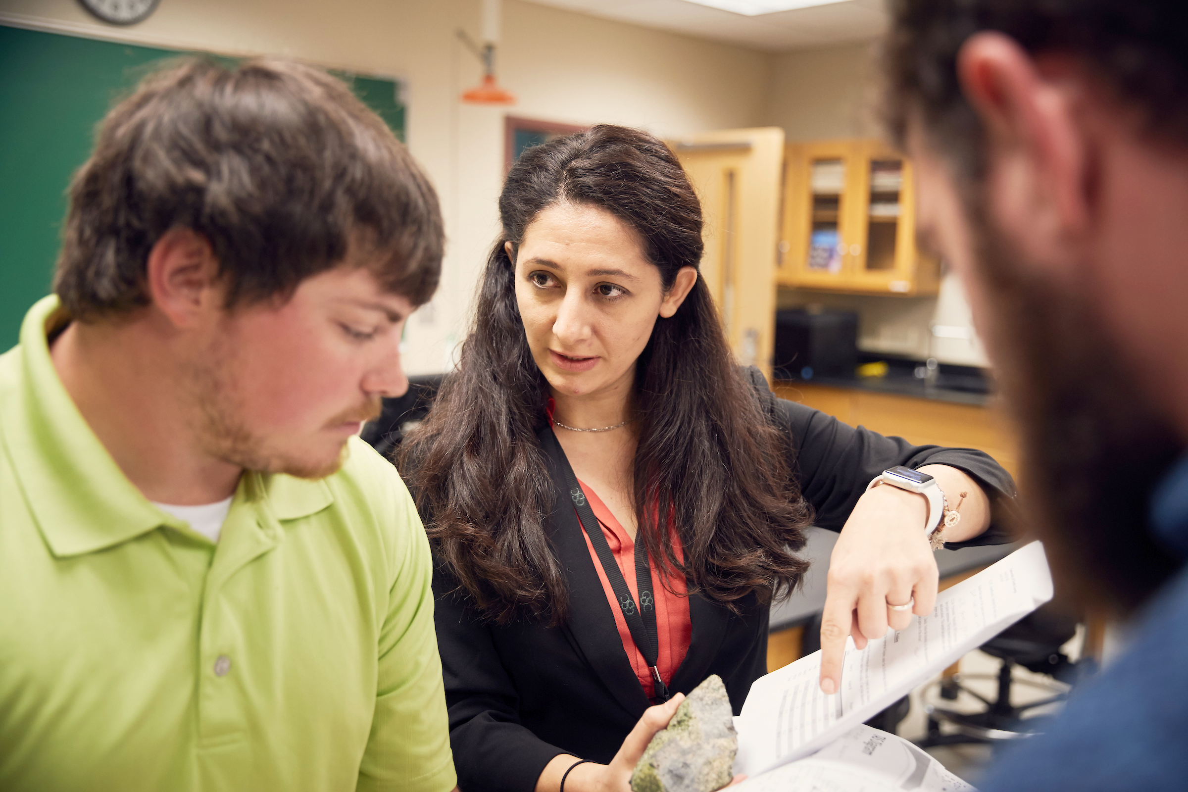 Academic Innovation & Excellence - The UNG Fund offers the resources our faculty need to become the best in their field. The Fund supports research opportunities and travel for conferences, which in turn, attract a world-class faculty.
