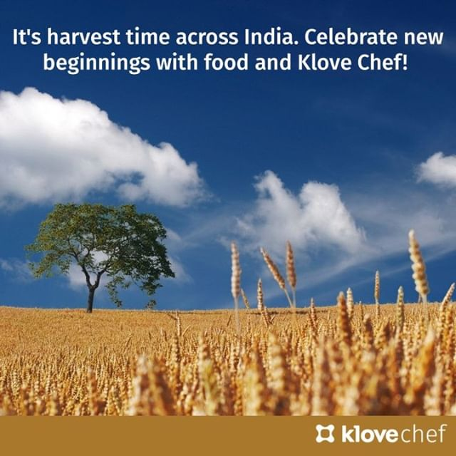 "Happy Baisakhi! This year, welcome the harvest festival and new beginnings with lipsmackingly yummy festive food! With KloveChef, the best cooking assistant, you can find your favorite festival recipes in a jiffy and whip up an incredible feast! Just say, ""Hey Alexa, Open KloveChef"" to get started.⠀ ⠀ Also head to www.klovechef.com/letscook to enhance your cooking experience with KloveChef further.⠀ .⠀ .⠀ .⠀ #KloveChef #Alexa #cooking #loveforcooking #allaboutfood #foodie #CookingAssistant #GoogleHome #cook #kitchen #AmazonEcho #harvestfestival #baisakhi #baisakhi2019 #baisakhirecipes #baisakhifood #voicefirst #recipes #speakablerecipes"
