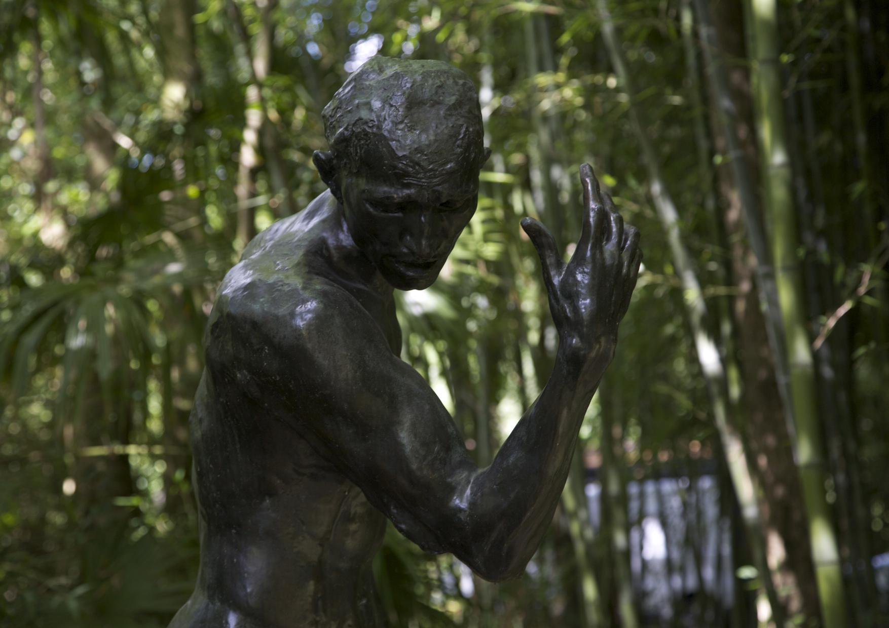 Auguste Rodin,  Pierre de Wissant , 1884-86. Collection La Petite Escalère. Photo © MartineFougeron.