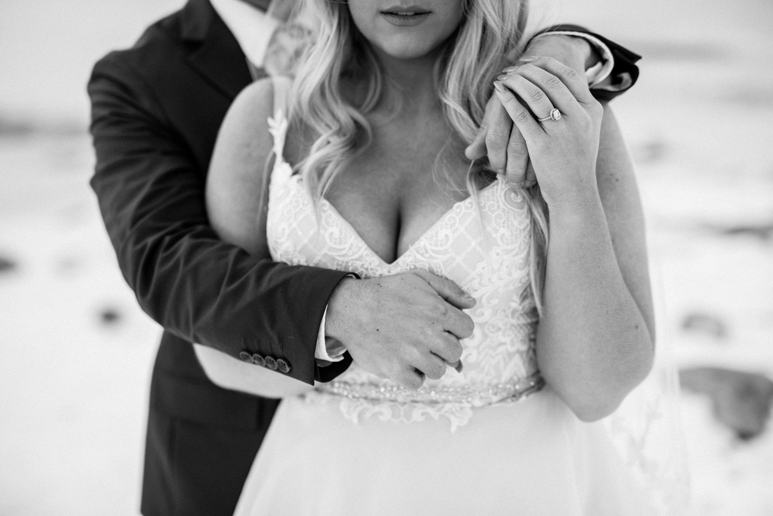 lis simon bridal gown