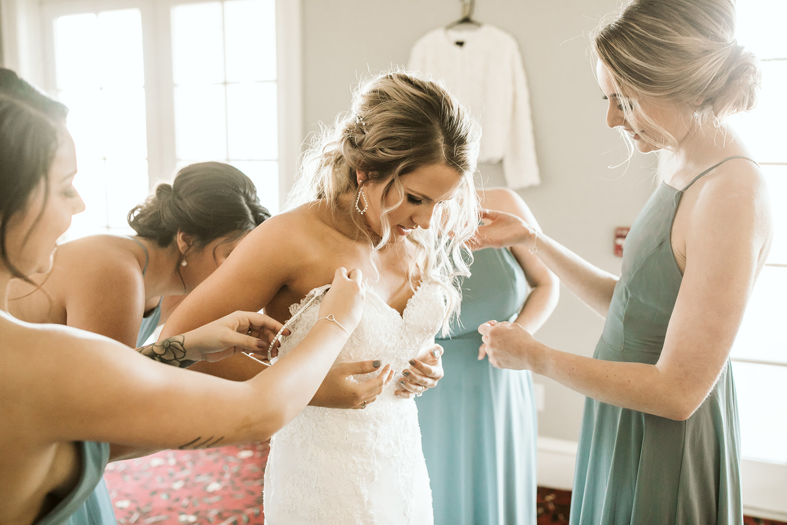 bridal shop kc