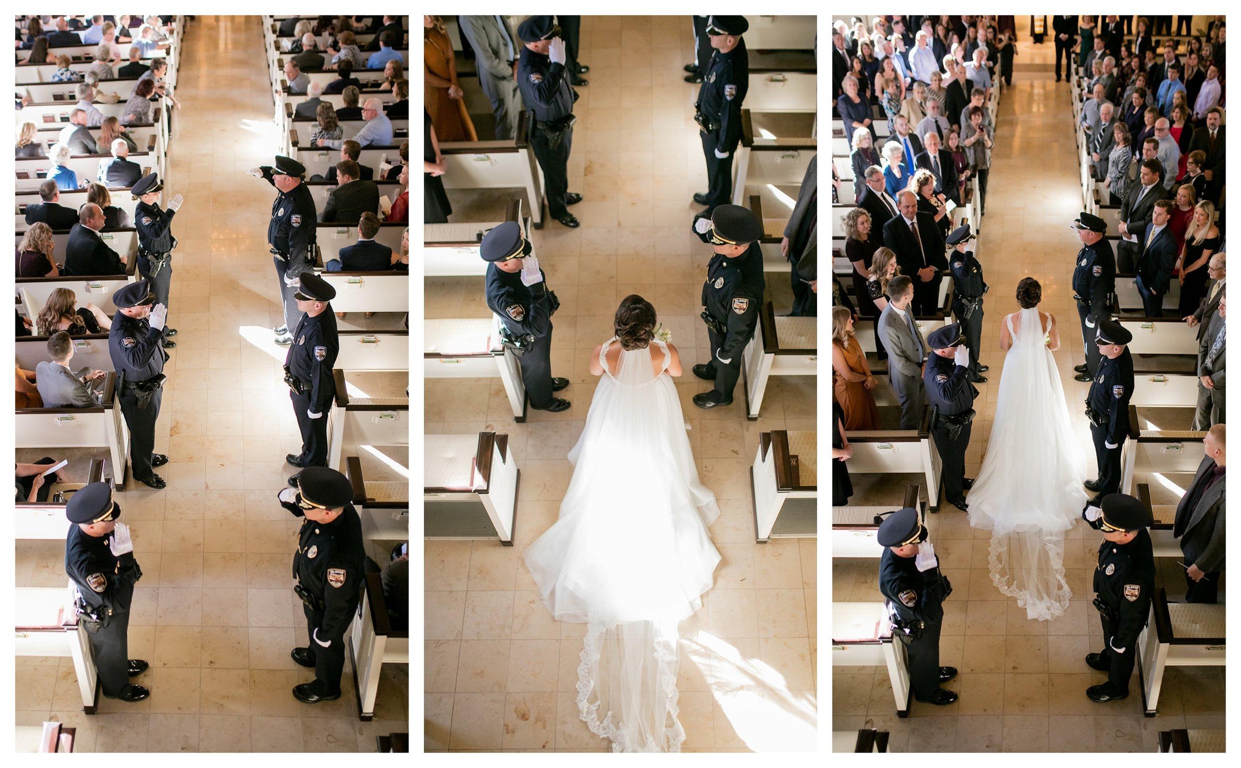 wedding ceremony kc