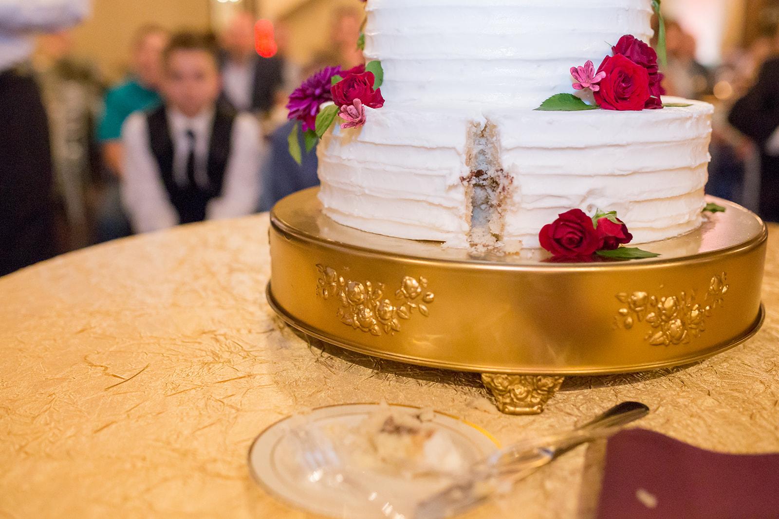 wedding cake_reception