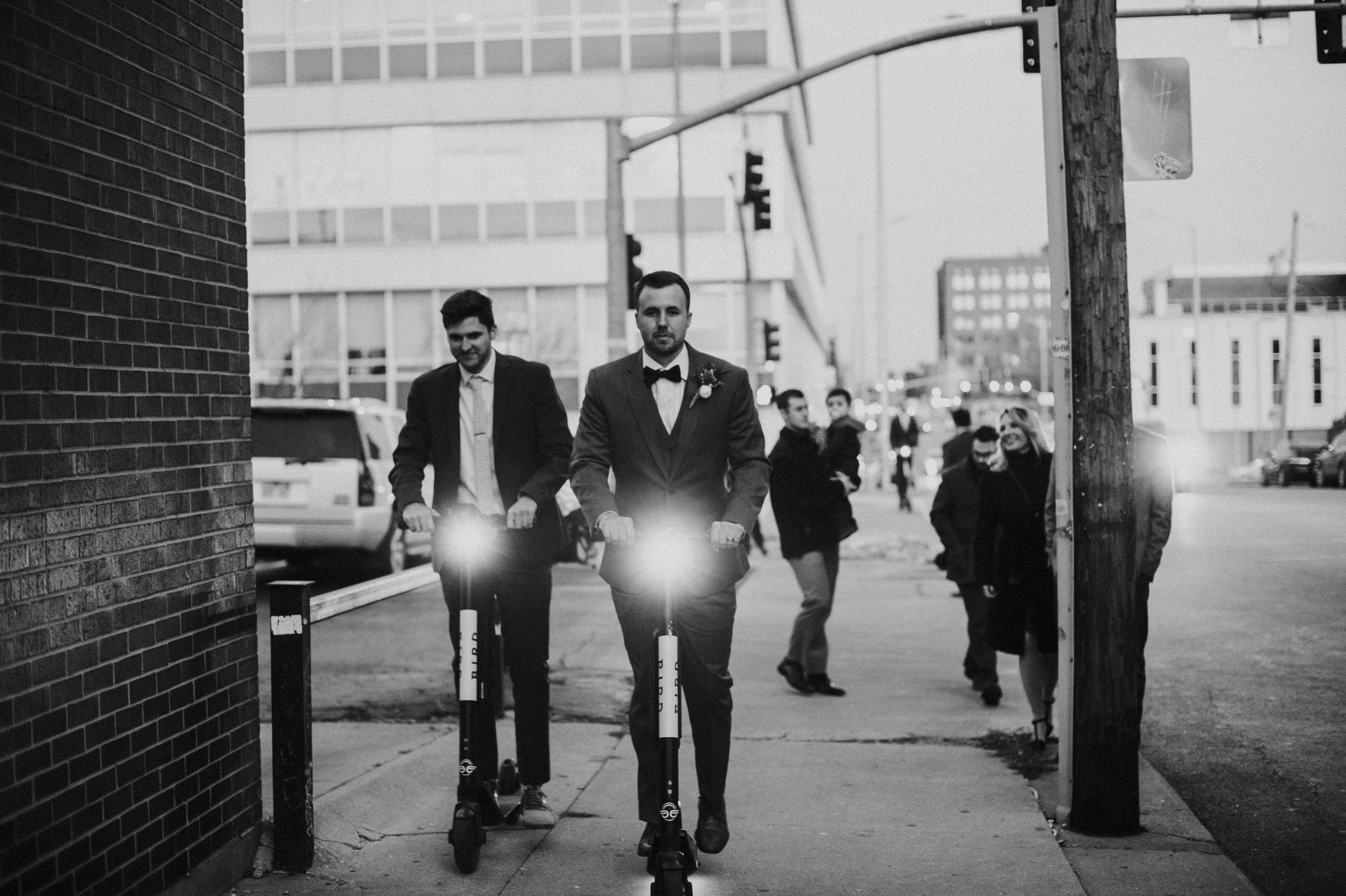 Urban Wedding_Downtown KC