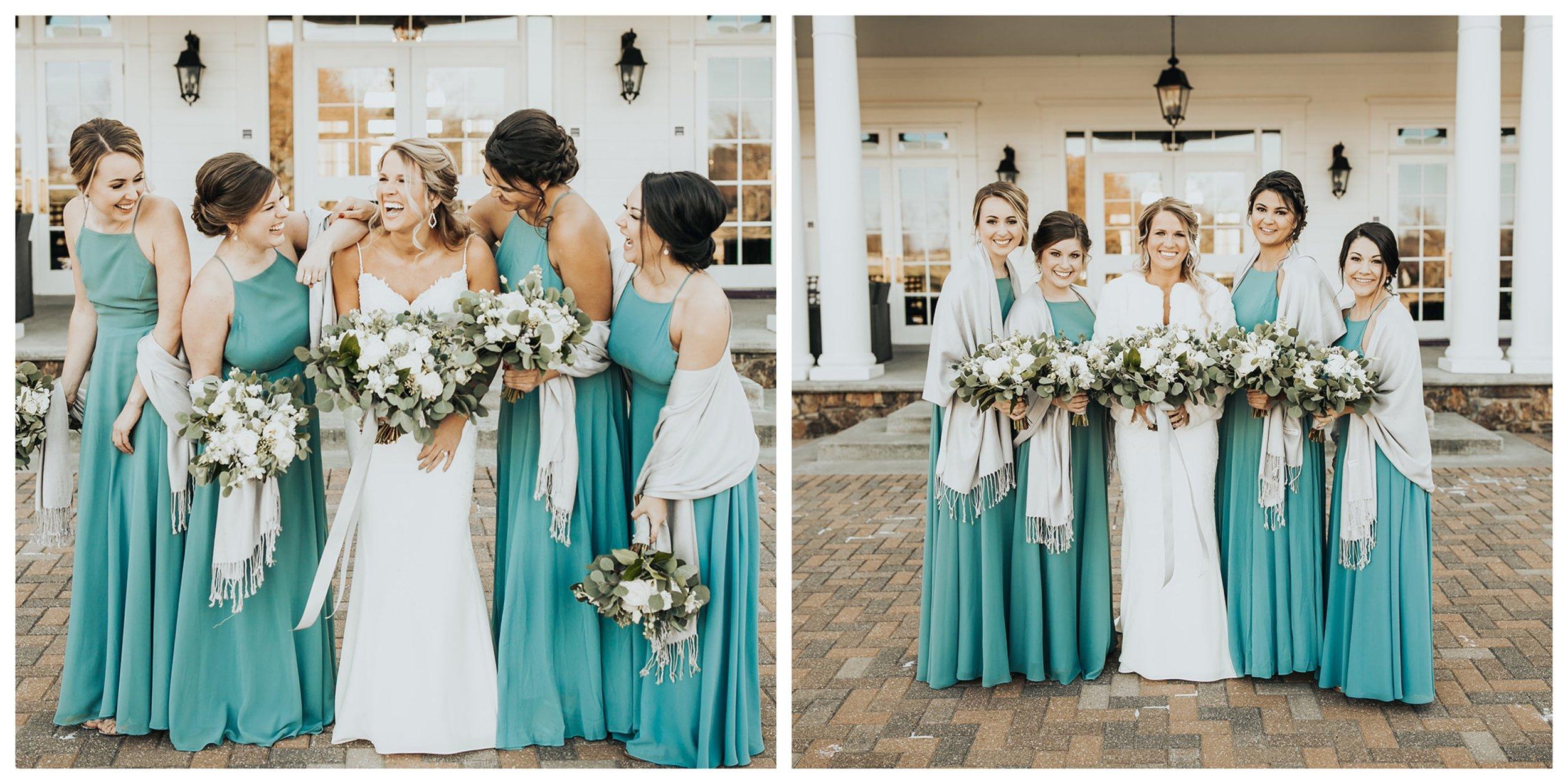 Bella Bridesmaids_Leawood Kansas