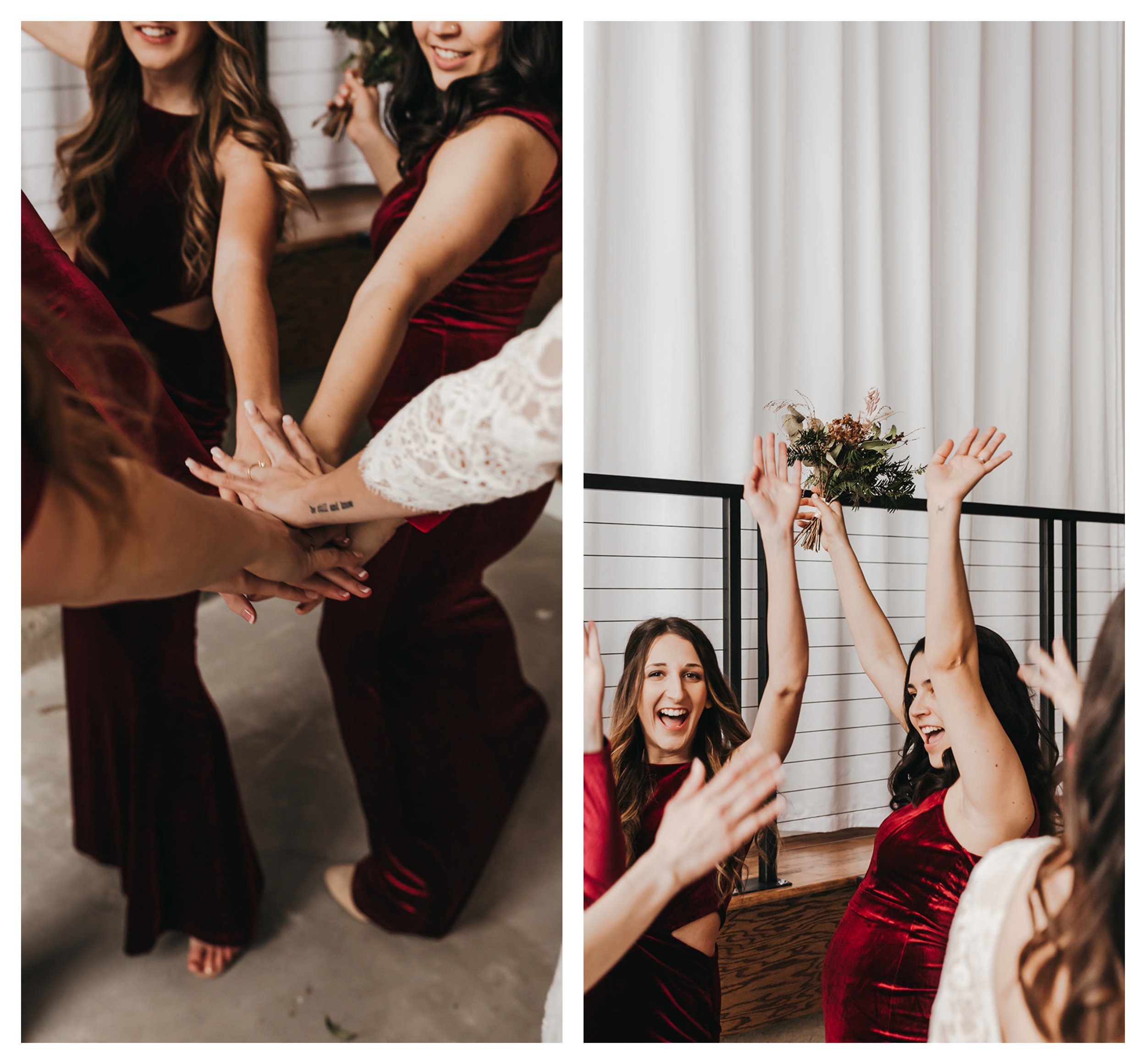 Bridesmaids Dresses Kansas City