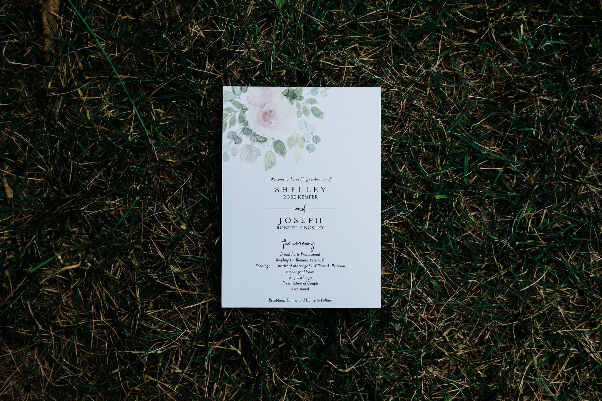 Wedding Stationary Kansas City