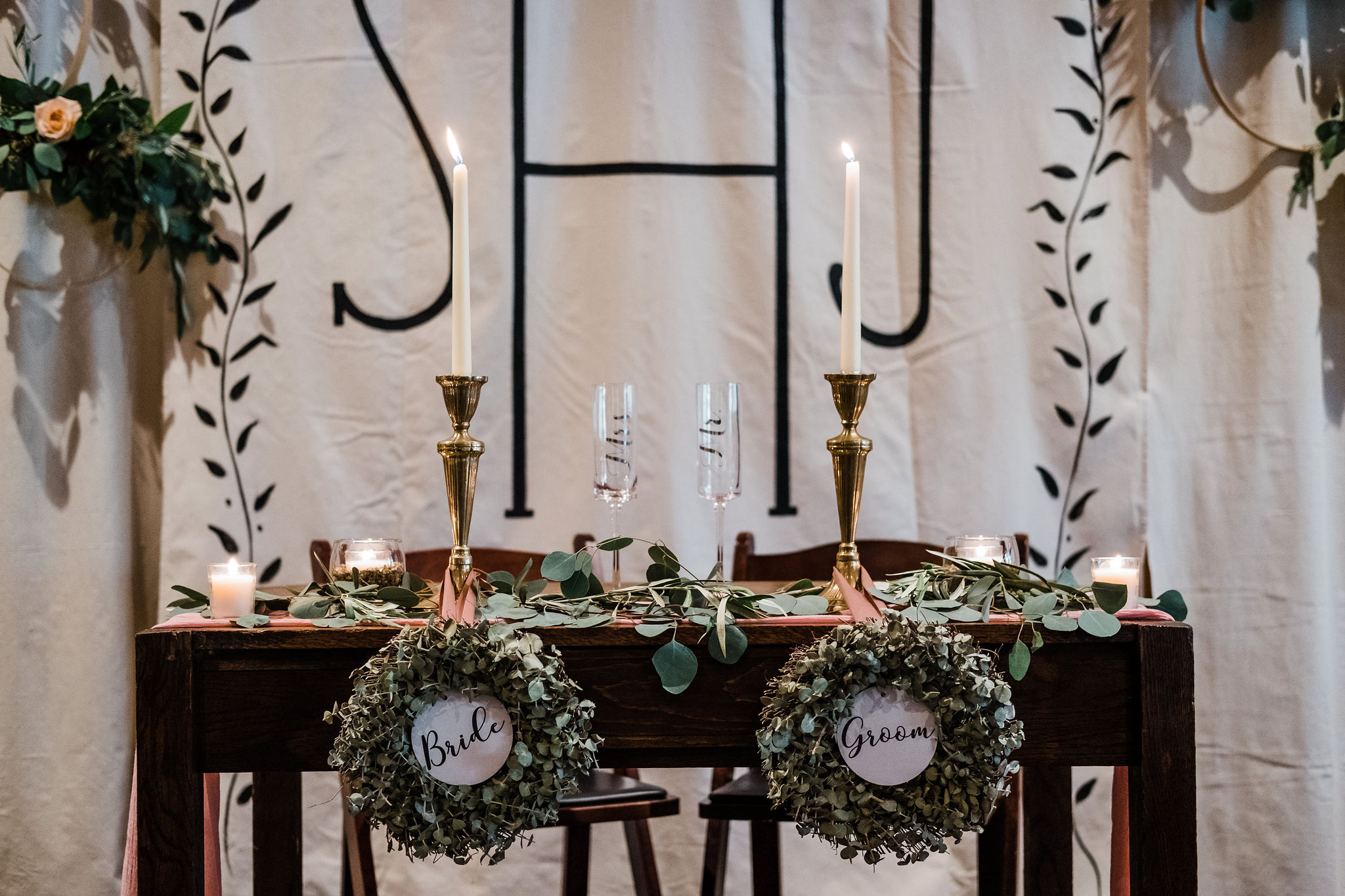 Head Table Wedding Inspiration