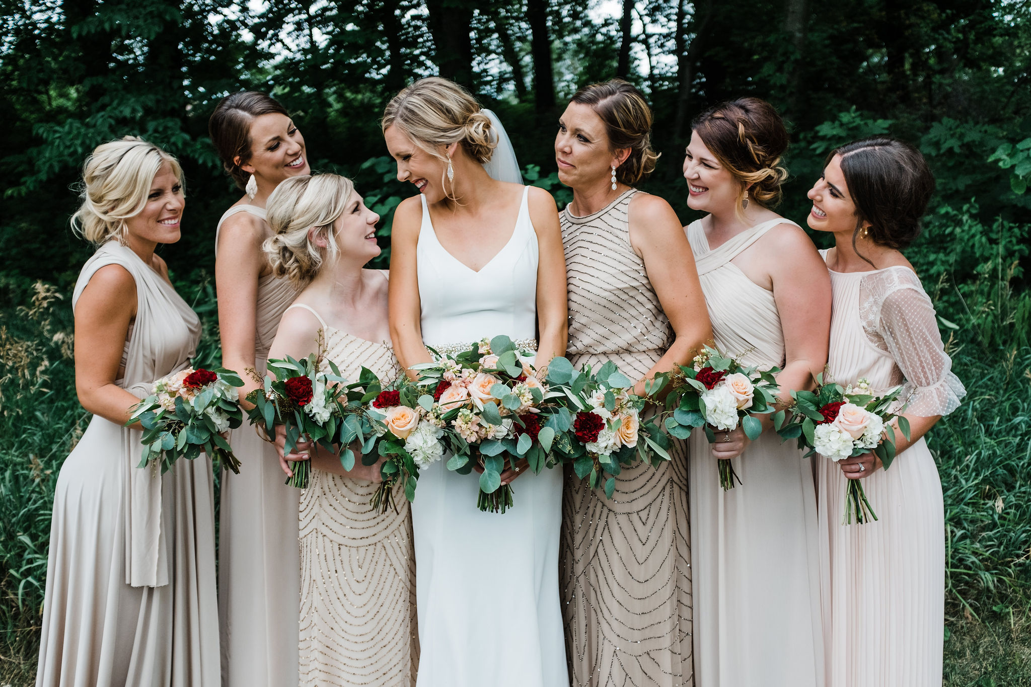 Bridesmaids Dresses Kansas City