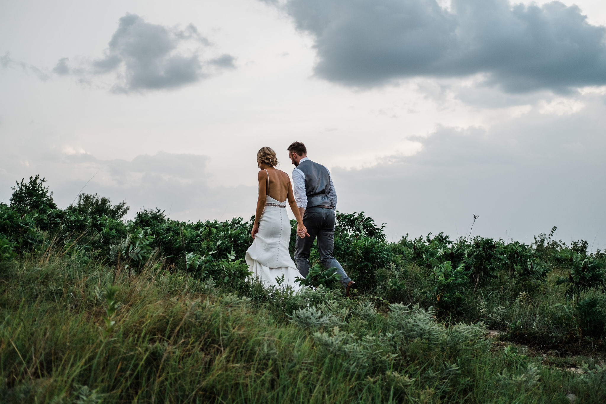 Outdoor Kansas City Wedding