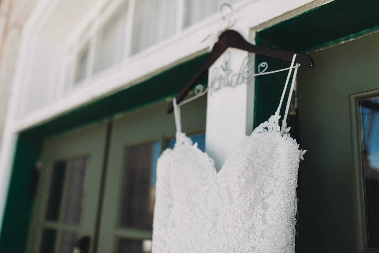 Blue By Enzoani Wedding Gown