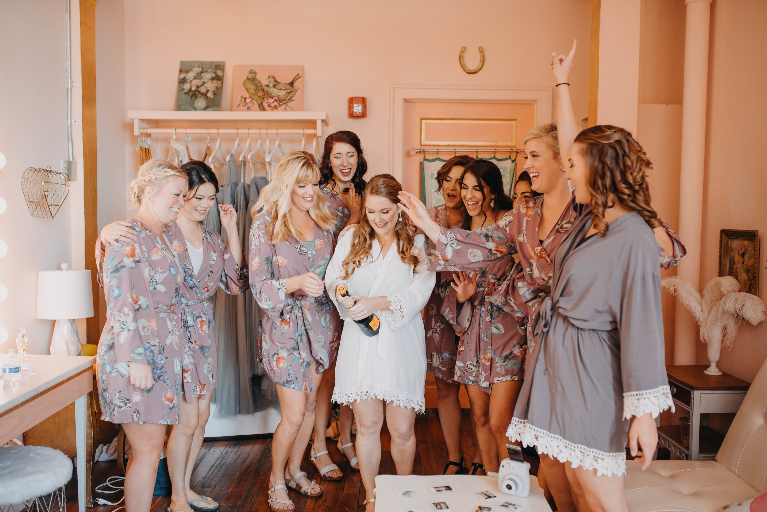 Bridesmaid in Kansas City_Missouri