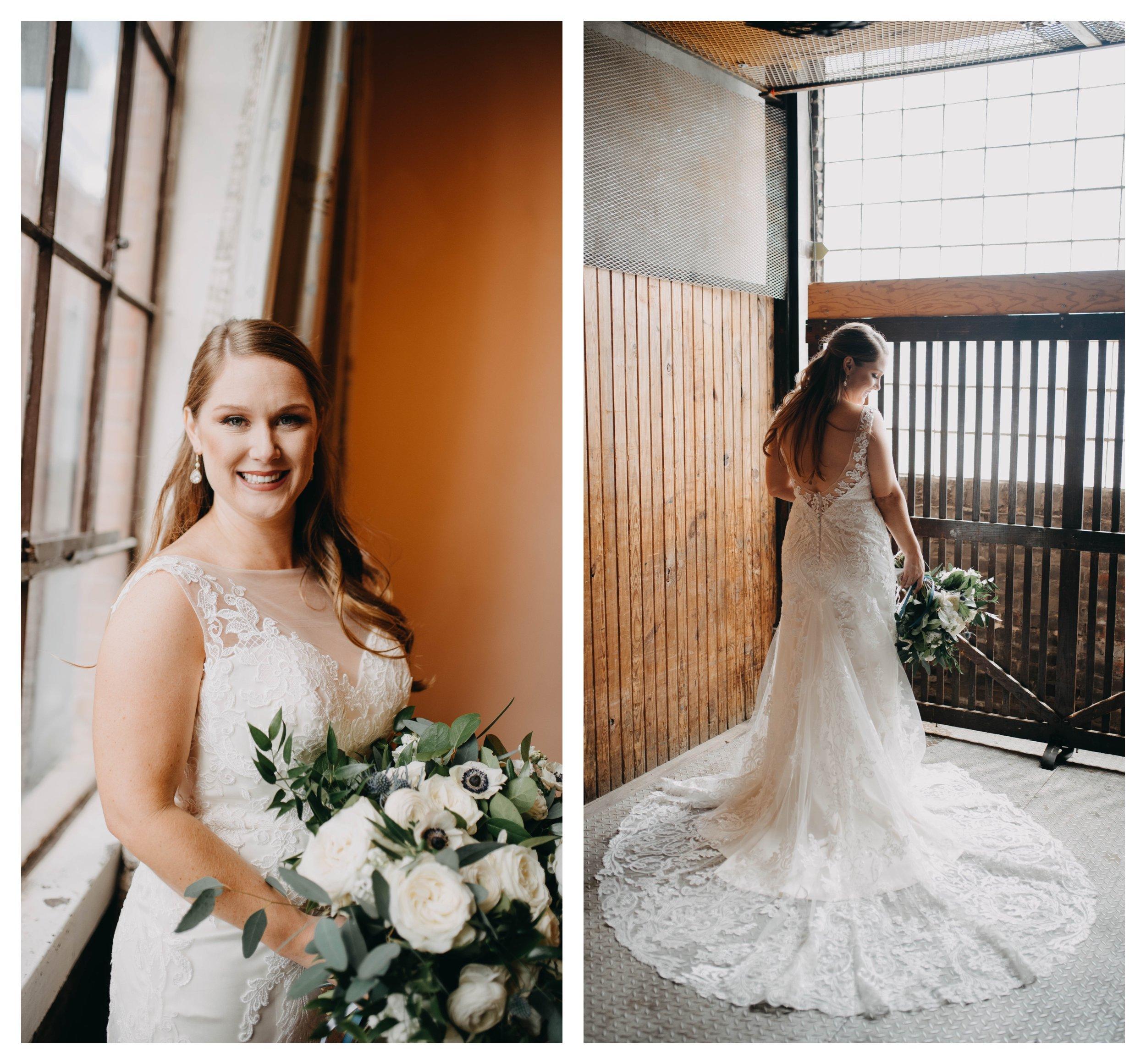 Casablanca Bridal Dress