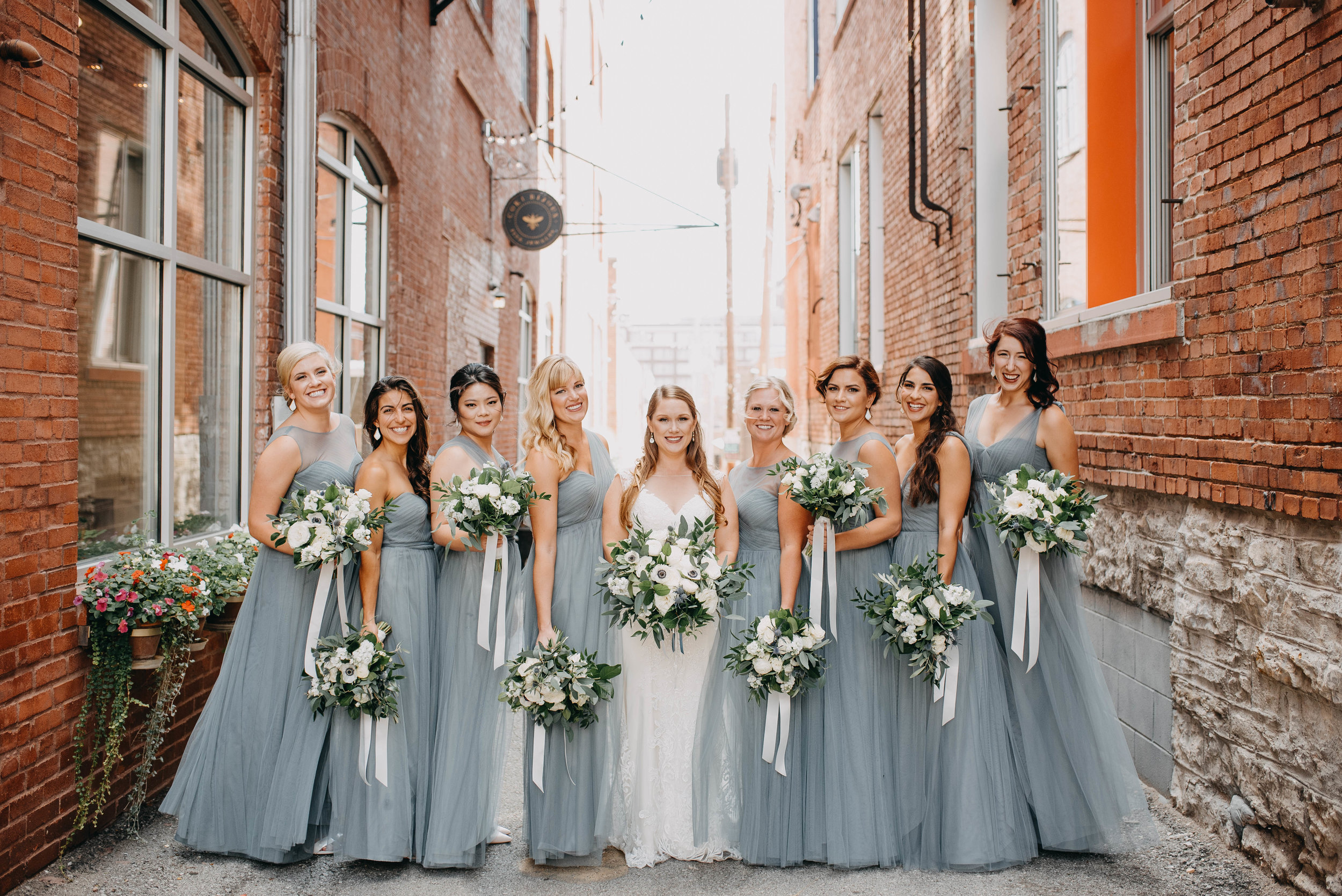 The Bride and The Bauer Kansas City Venues
