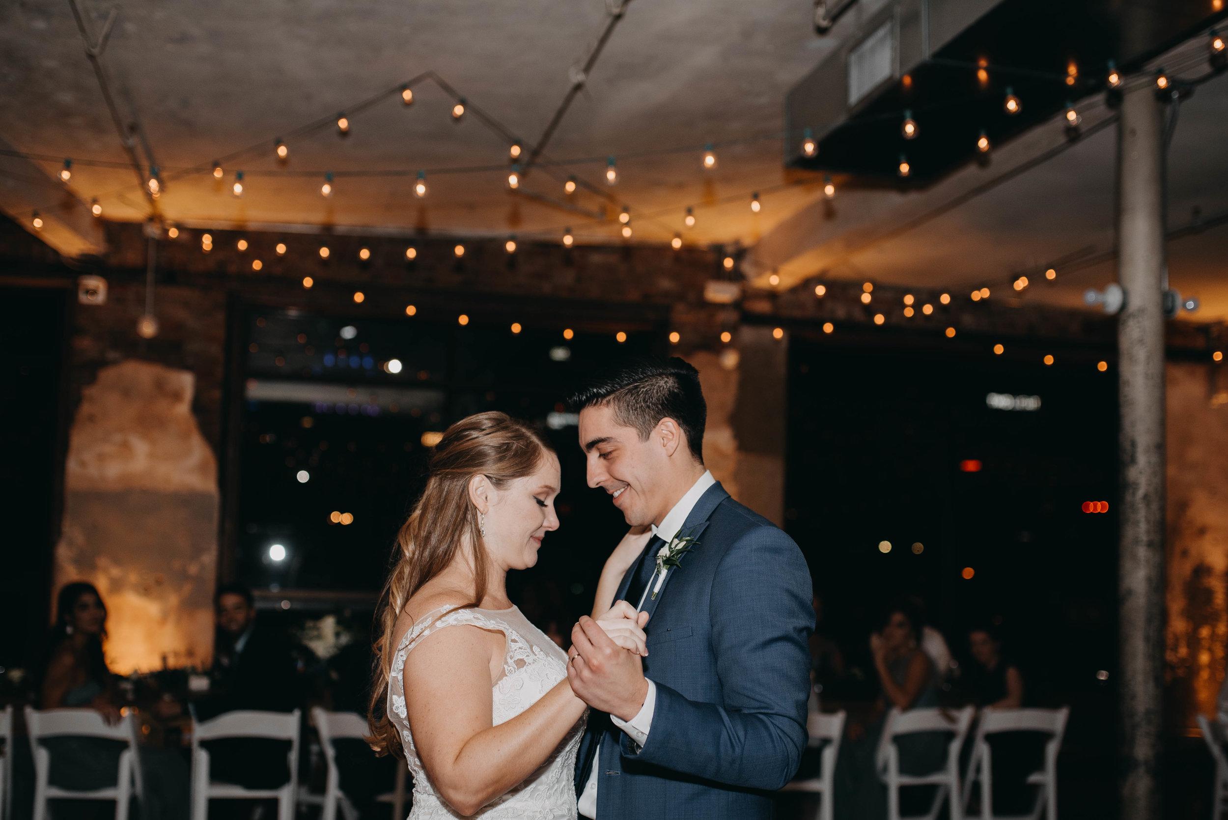 REAL BRIDE: Holly — Something White Bridal