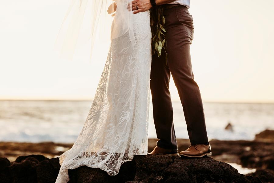 Boho Wedding Gown Kansas City