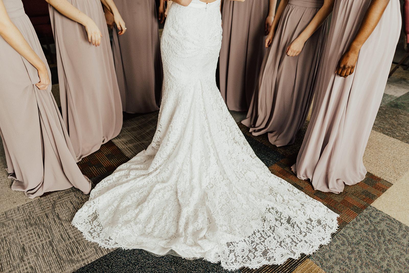 Lis Simon Bridesmaids Dresses