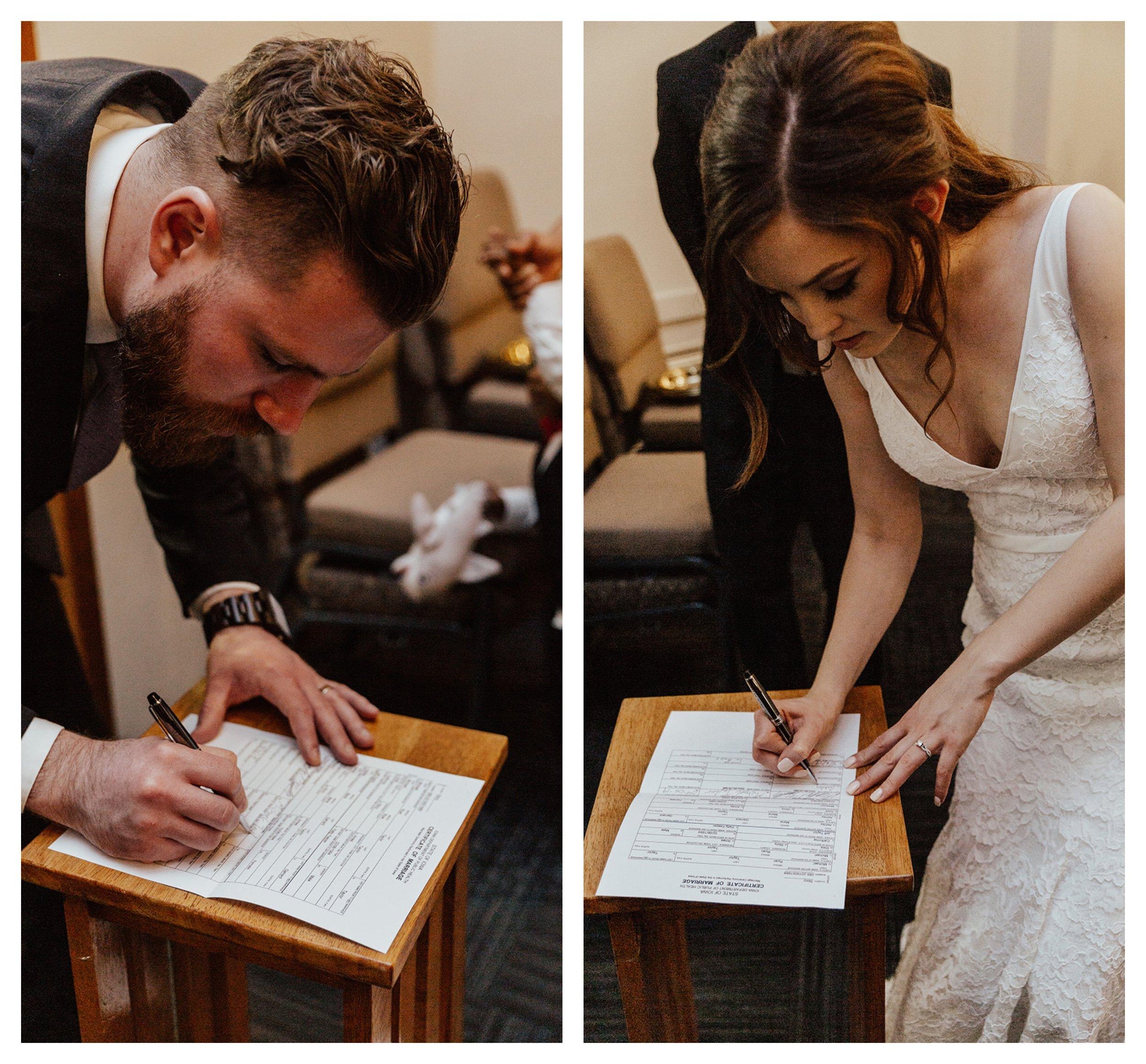 Ruffled Wedding Blog