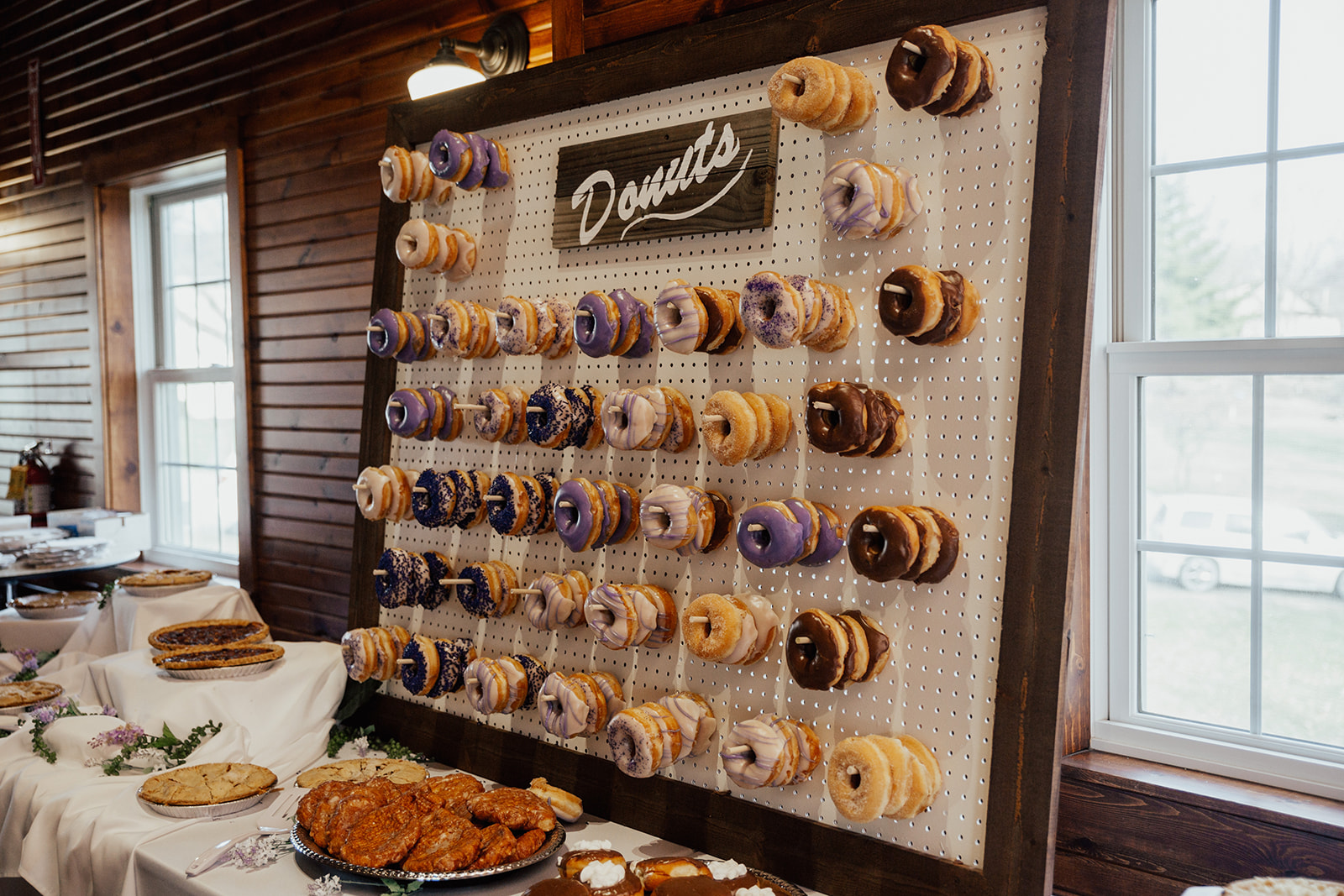 Donut Wall Kansas City
