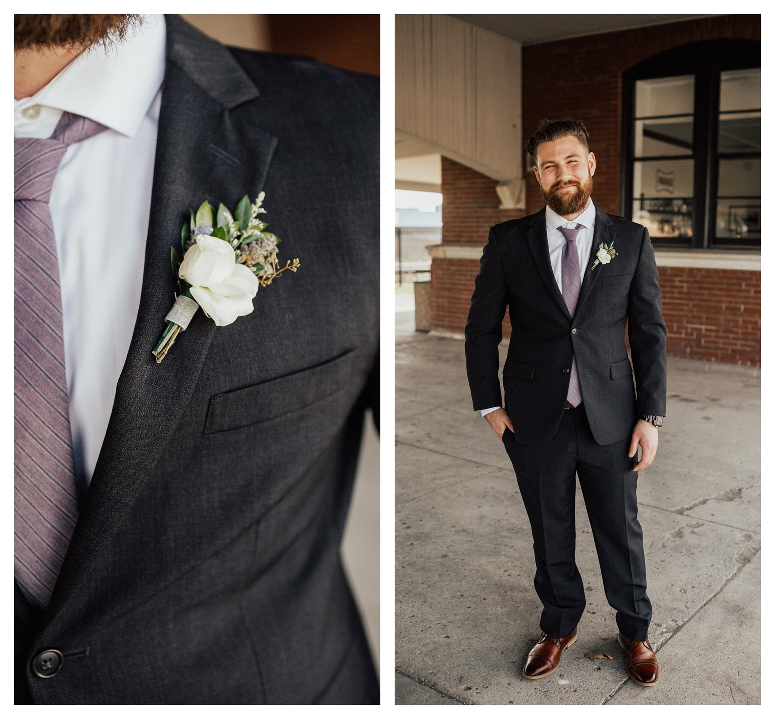 Wedding Day Suites For Groom_Kansas City