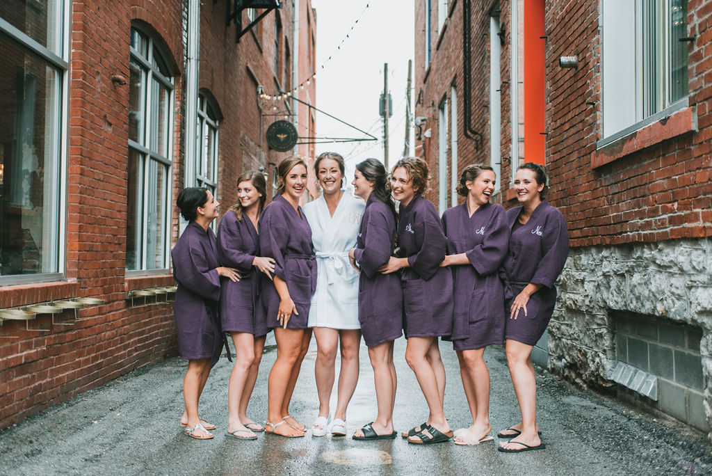 Bella Bridesmaids Leawood Kansas