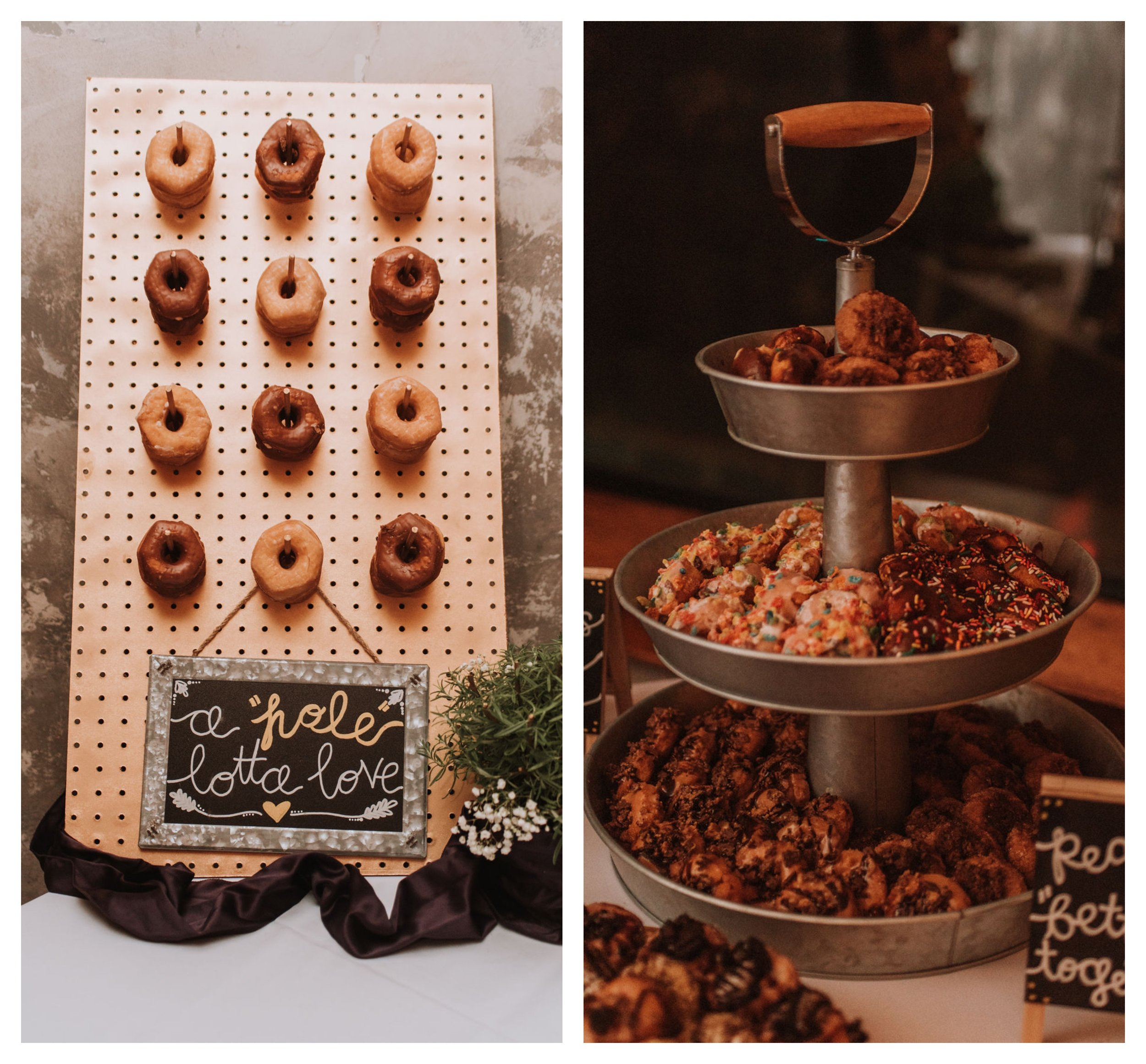 Wedding Cake Bakery_Donuts